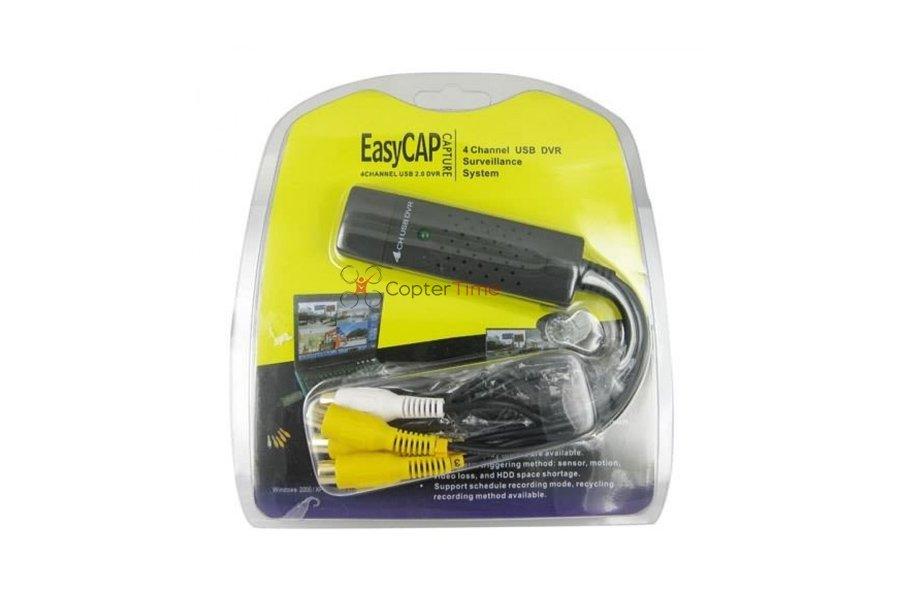 Программу Для Захвата Видео С Easycap