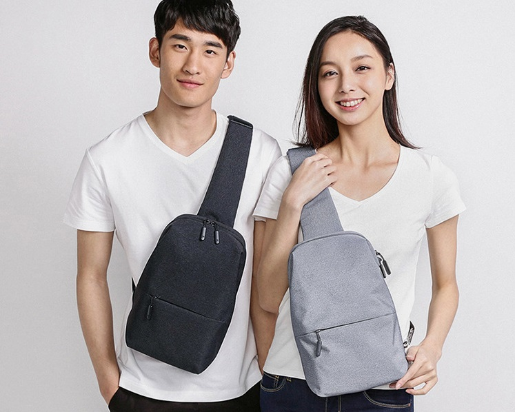 Рюкзак Xiaomi Simple City Backpack (Grey)