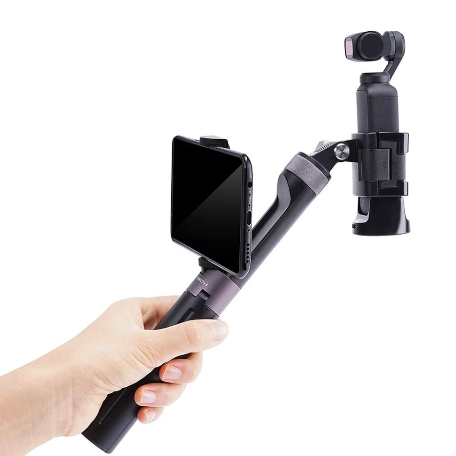 Штатив-рукоятка Hand Grip & Tripod for Action Camera (PGYTECH) (P-GM-104)