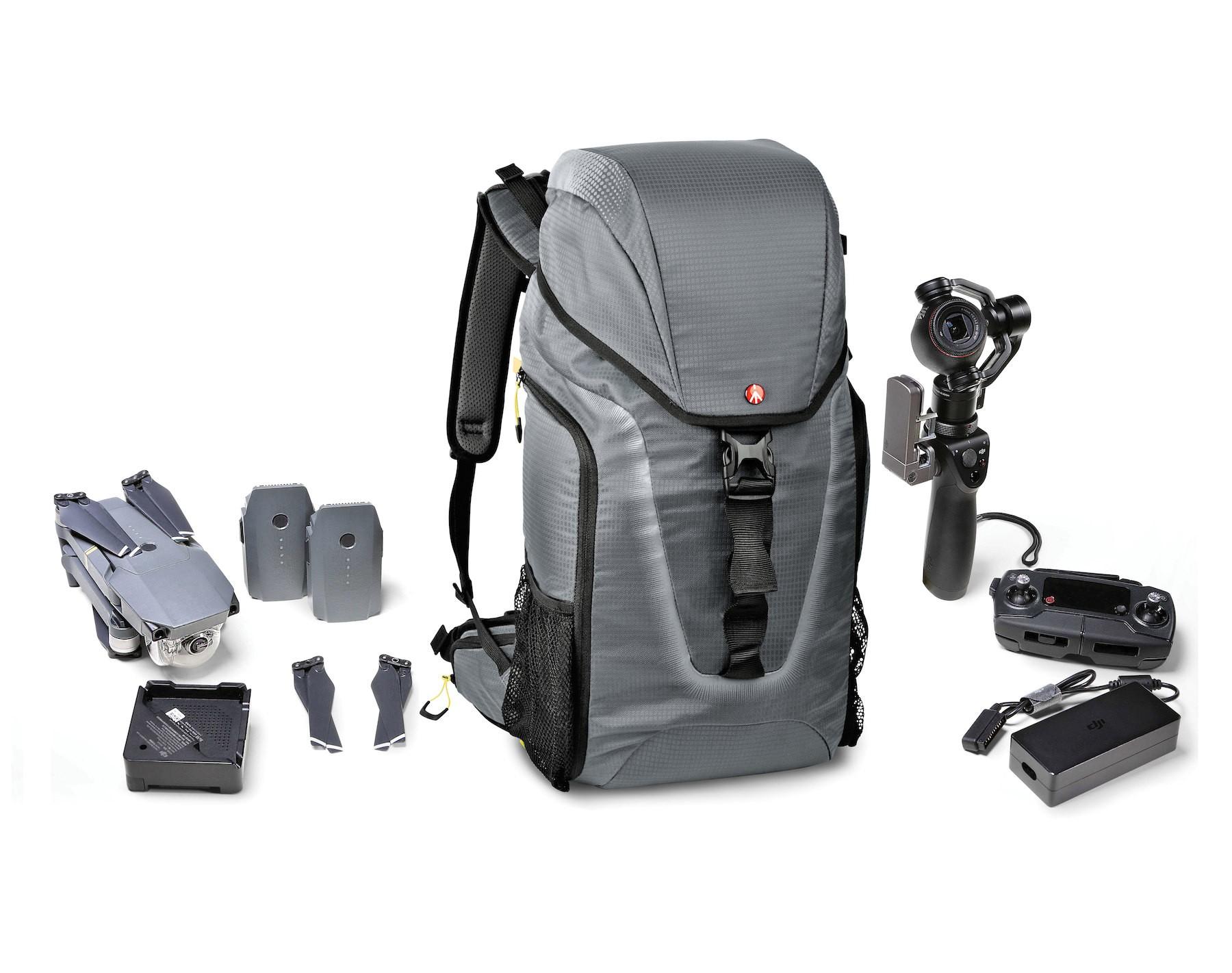 рюкзак для фотоаппарата и вещей сооружение правой