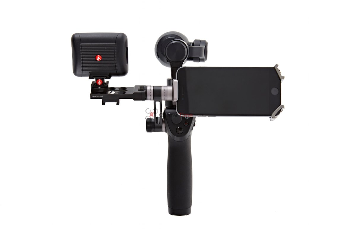 Светильник-лампа Manfrotto OSMO Lumi LED