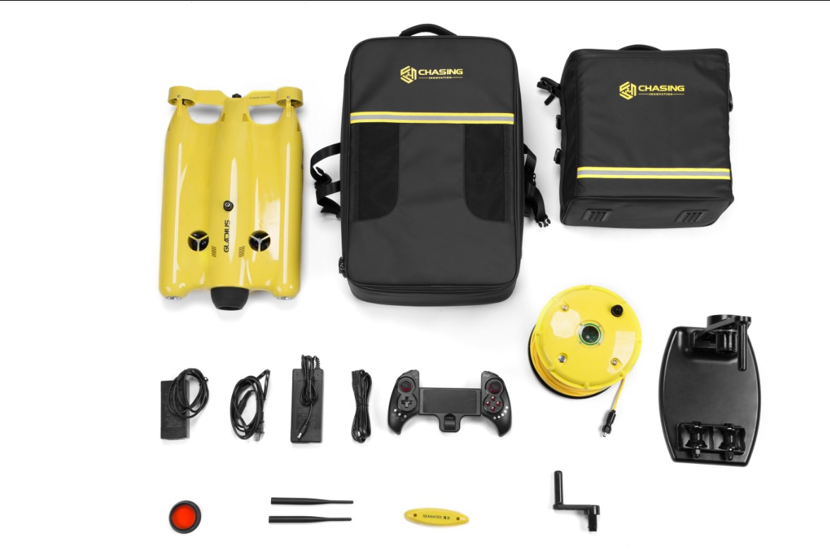 Подводный дрон Gladius Advanced Pro Underwater Drone