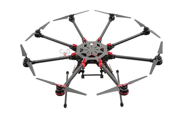 Октокоптер DJI S1000 Plus (S1000+) ARF Kit