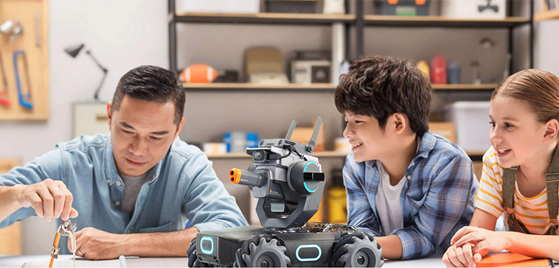 Приложение RoboMaster