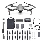DJI Mavic 2 Zoom с комплектом Fly More Combo kit